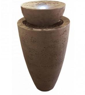 Fontaine de jardin en béton fibré - Devis sur Techni-Contact.com - 2