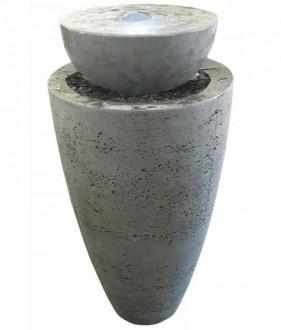 Fontaine de jardin en béton fibré - Devis sur Techni-Contact.com - 3