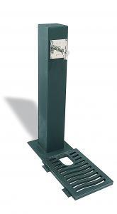 Fontaine moderne à eau en béton - Devis sur Techni-Contact.com - 1
