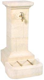 Fontaines Grandair en ciment blanc - Devis sur Techni-Contact.com - 1