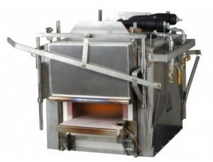 Forge à propane avec 2 brûleurs pour la ferronnerie et la coutellerie - Devis sur Techni-Contact.com - 1