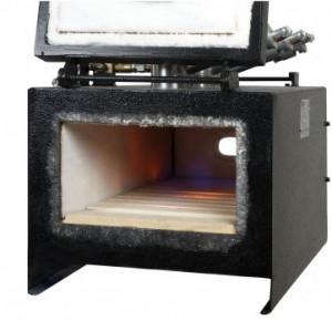 Forge à propane avec 4 brûleurs - Devis sur Techni-Contact.com - 1