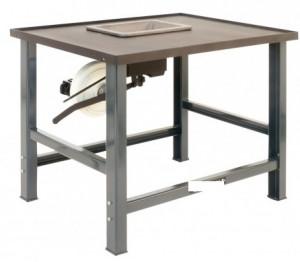 Forges à charbon avec tables en acier de 1000 x 800 mm - Devis sur Techni-Contact.com - 1