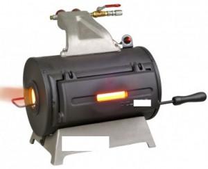 Forges à gaz d'atelier en brique réfractaire - Devis sur Techni-Contact.com - 1