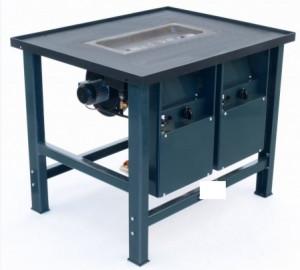 Forges à propane d'atelier à feux ouverts - Devis sur Techni-Contact.com - 3