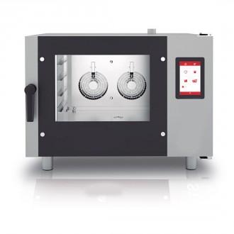 Four à injection de vapeur avec écran tactile - Devis sur Techni-Contact.com - 1