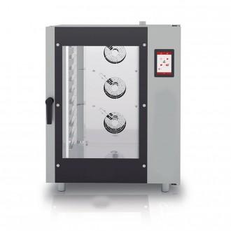 Four à injection de vapeur avec écran tactile - Devis sur Techni-Contact.com - 2