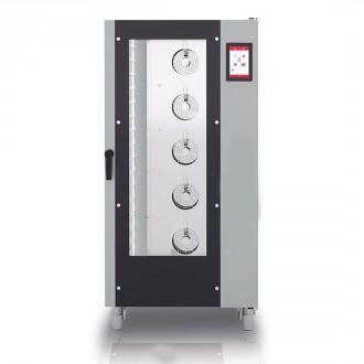 Four à injection de vapeur avec écran tactile - Devis sur Techni-Contact.com - 3