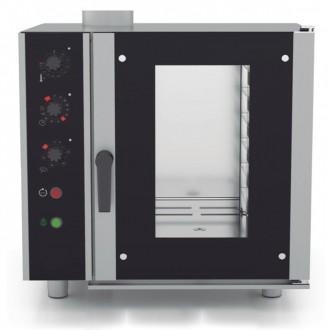 Four à injection de vapeur en inox - Devis sur Techni-Contact.com - 1