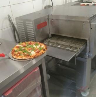 Four à pizza convoyeur - Devis sur Techni-Contact.com - 3