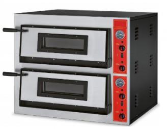Four à pizza électrique 2 étages - Devis sur Techni-Contact.com - 1