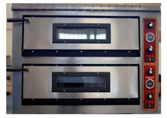 Four à pizza électrique professionnel - Devis sur Techni-Contact.com - 2