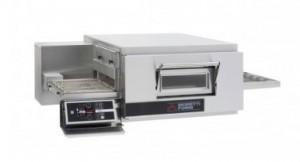 Four convoyeur électrique pizza en acier inox - Devis sur Techni-Contact.com - 1