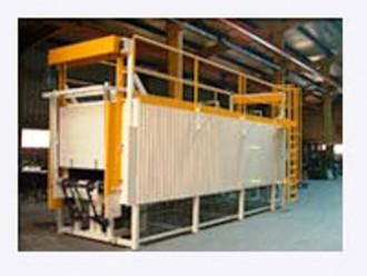 Four industriel cylindrique à sole tournante - Devis sur Techni-Contact.com - 1