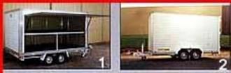 Fourgon réalisé en aluminium - Polyfond ou isotherme - Devis sur Techni-Contact.com - 1