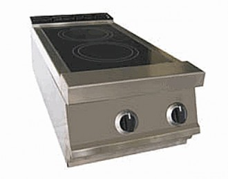 Fourneau infrarouge top électrique - Devis sur Techni-Contact.com - 1