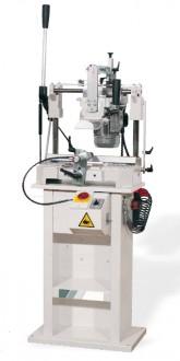 Fraiseuse à copier monotête manuelle avec serrage pneumatique - Devis sur Techni-Contact.com - 1