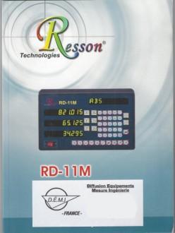 Fraiseuse conventionnelle semi-banc fixe DF 1-MA - Devis sur Techni-Contact.com - 3