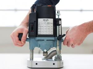 Fraiseuse manuelle - Devis sur Techni-Contact.com - 4