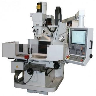 Fraiseuse semi banc fixe DF2-CNC - Devis sur Techni-Contact.com - 1