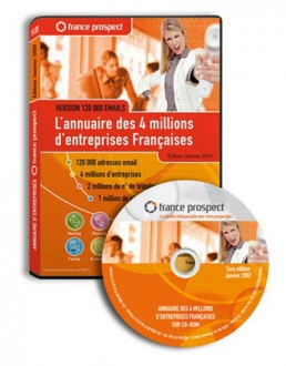 France prospect 120 000 email - Devis sur Techni-Contact.com - 1