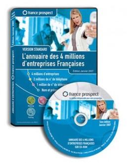 France Prospect avec Licence supplémentaire - Devis sur Techni-Contact.com - 1