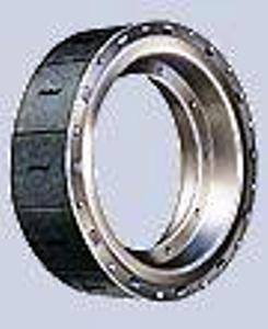 Frein et embrayage à tambour haute vitesse - Devis sur Techni-Contact.com - 1