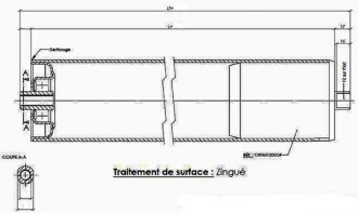 Frein pour convoyeur à rouleau - Devis sur Techni-Contact.com - 1
