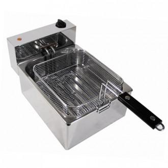 Friteuse à beignets électrique 4 litres - Devis sur Techni-Contact.com - 1