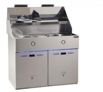 Friteuse à gaz 15 à 18 litres - Devis sur Techni-Contact.com - 1