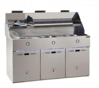 Friteuse à gaz 15 à 18 litres - Devis sur Techni-Contact.com - 2