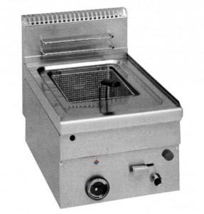 Friteuse à gaz capacité cuve 8 litres - Devis sur Techni-Contact.com - 1