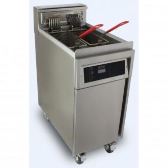 Friteuse électrique avec cuve - Devis sur Techni-Contact.com - 1