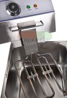 Friteuse électrique double bacs - Devis sur Techni-Contact.com - 3