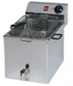 Friteuse électrique professionnelle 8 litres - Devis sur Techni-Contact.com - 1