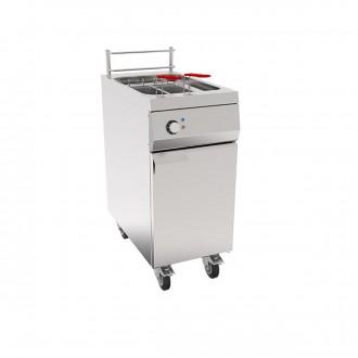 Friteuse électrique professionnelle en acier inoxydable - Devis sur Techni-Contact.com - 1