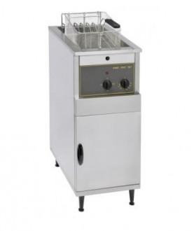 Friteuse électrique sur coffre à zone froide - Devis sur Techni-Contact.com - 1
