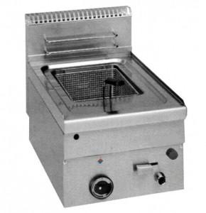 Friteuse gaz avec brûleur en acier - Devis sur Techni-Contact.com - 1