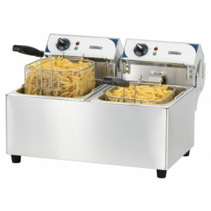 Friteuse professionnelle 7 litres - Devis sur Techni-Contact.com - 1