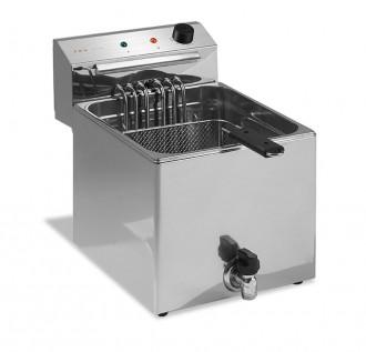 Friteuse professionnelle avec robinet - Devis sur Techni-Contact.com - 1