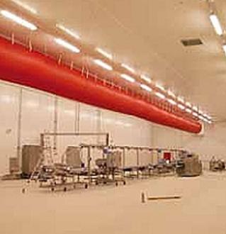 Gaine textile climatisation - Devis sur Techni-Contact.com - 2