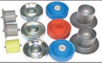 Galets plastiques en polypropylène - Devis sur Techni-Contact.com - 1