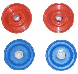 Galets plastiques en polypropylène - Devis sur Techni-Contact.com - 2