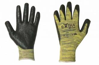 Gant anti coupure nitrile imperméable - Devis sur Techni-Contact.com - 1