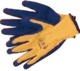 Gant anti-coupures bleu tricoté Taille 8 et 9 - Devis sur Techni-Contact.com - 1