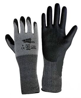 Gant de protection polyuréthane gris - Devis sur Techni-Contact.com - 1