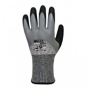 Gant de manutention en  maille polyester - Devis sur Techni-Contact.com - 1