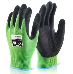 Gant mousse nitrile vert - Devis sur Techni-Contact.com - 1