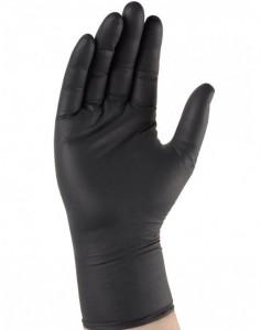Gant nitrile de protection à usage unique - Devis sur Techni-Contact.com - 1