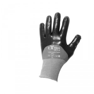Gant protection nitrile - Devis sur Techni-Contact.com - 1